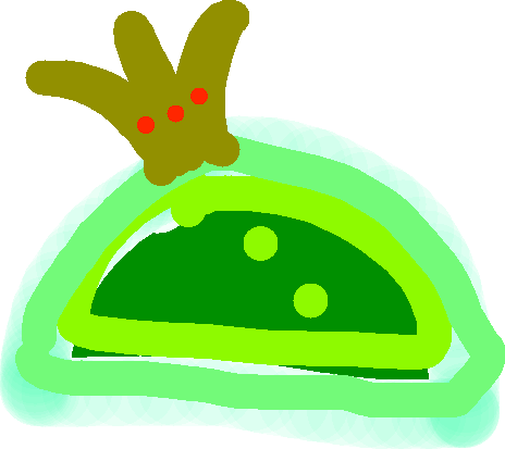 King Slime - drawing