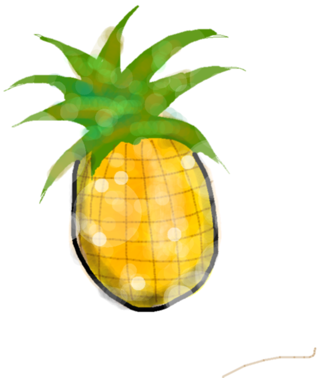 pinapple - drawing copy