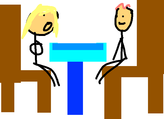 Person 2 (crowd) 2 - talking