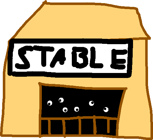 mon stable - idle