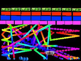 Rainbow Atari Breakout! 1 1 | Tynker