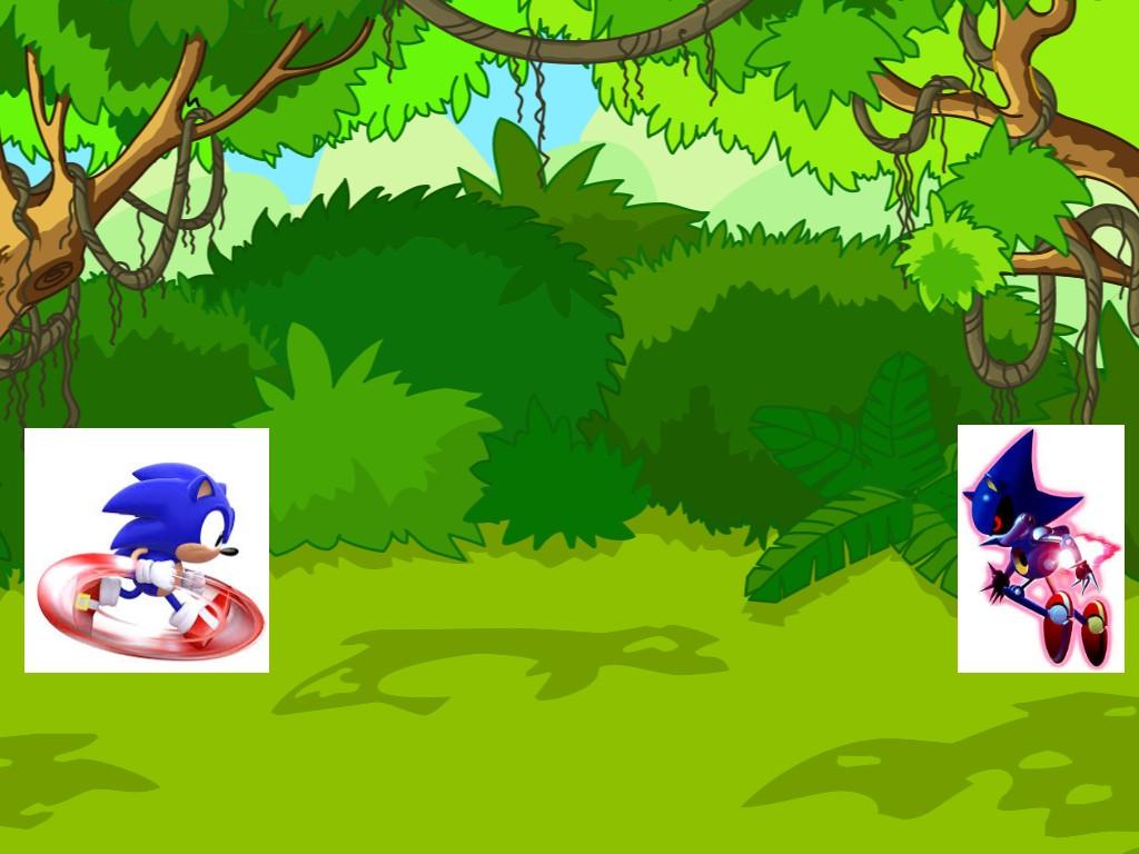 Sonic Vs Metal Sonic Tynker