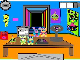 Five Nights At Blacklight