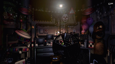 fnaf 6 ultimate custom night | Tynker