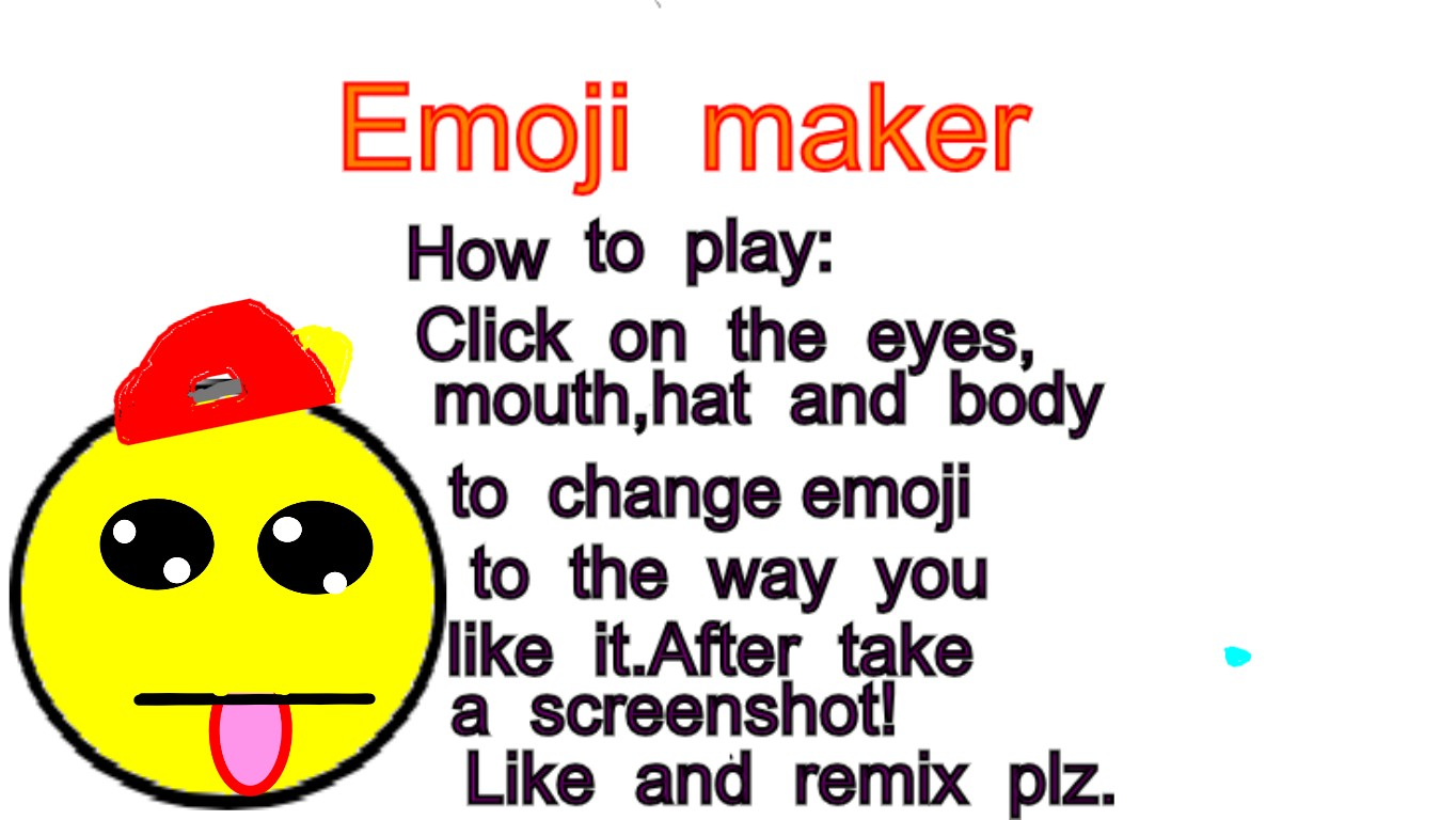 DIY Emoji Maker   Tynker