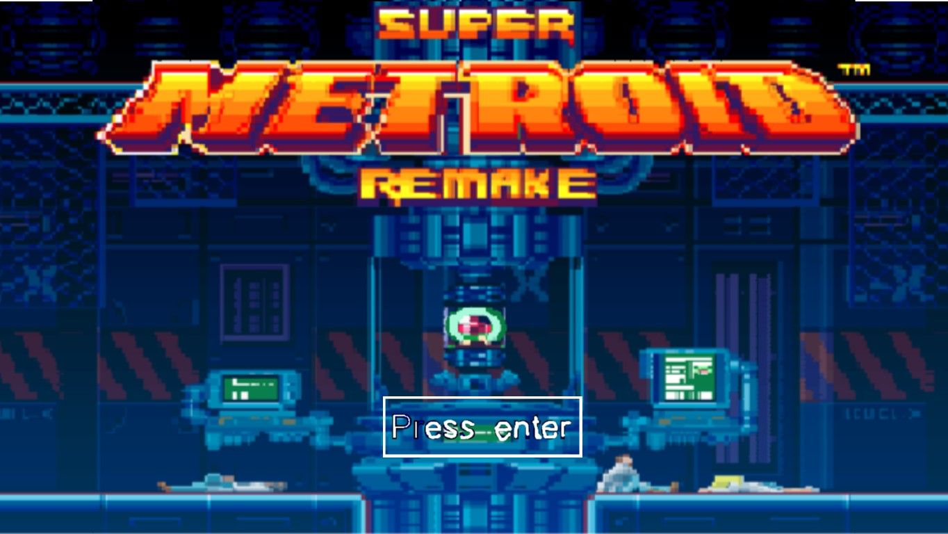 Super Metroid Remake for Nintendo Switch