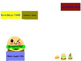 Burger Clicker HACKED XD | Tynker