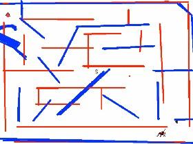 Maze running man 1 | Tynker