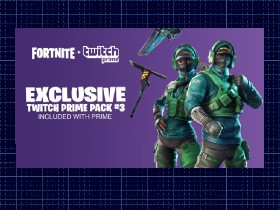 New Fortnite Twitch Prime pack coming soon to FNBR | Tynker