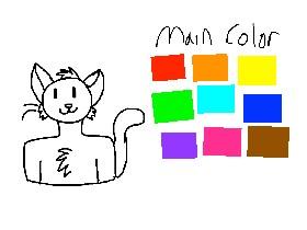 Cat OC Maker! (By B3rry)   Tynker