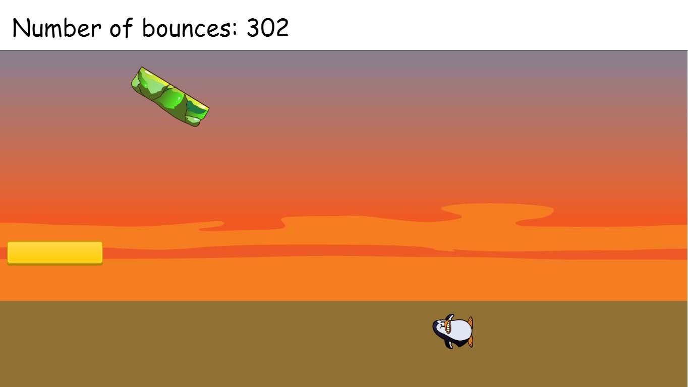 Penguin Bounce Level 2 Dab Fortnite Minecraft Mod Clicker - roblox granny masks