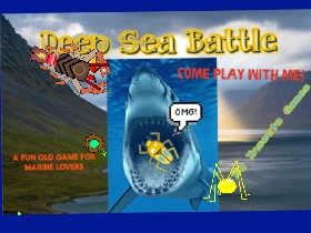 Deep Sea Battle