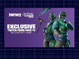 New Fortnite Twitch Prime pack coming soon to FNBR 1 | Tynker