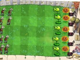 plants versus zombies #2 | Tynker