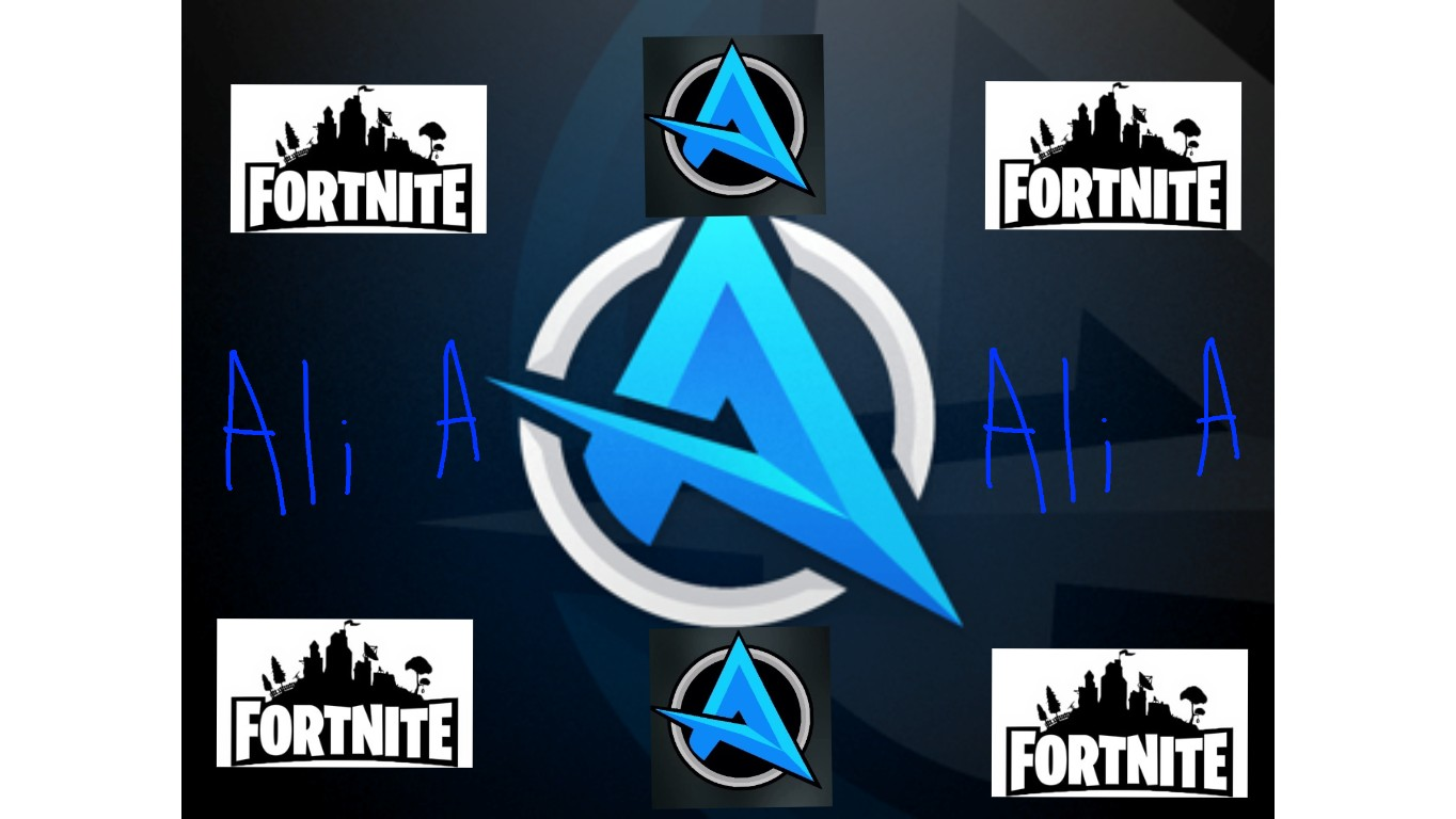 Ali A Fortnite the ali a intro song | tynker