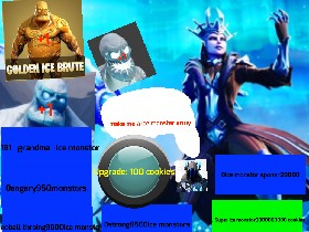 Ice Monster Clicker