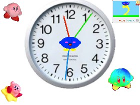 Mooties Clock
