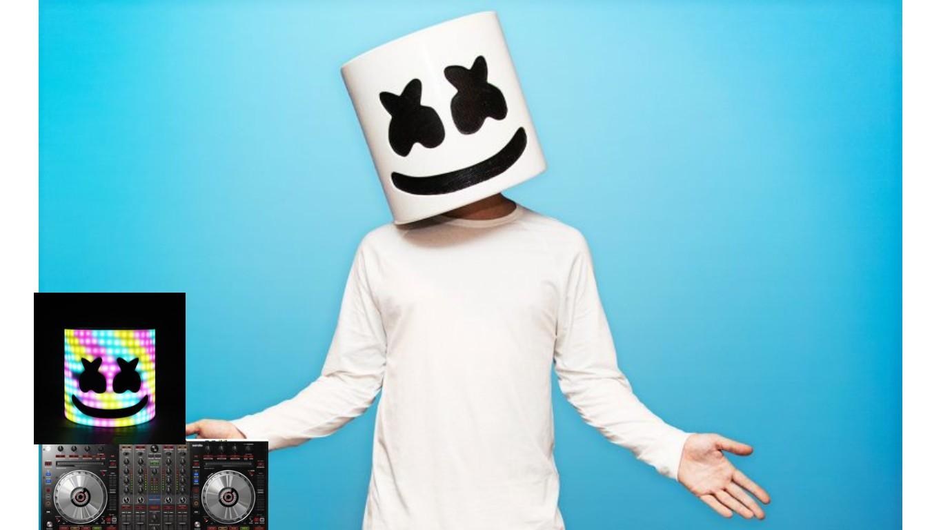 Marshmello Alone Monstercat Offical Music Video Tynker