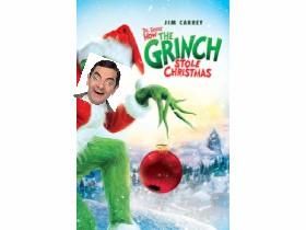 Mr Bean Christmas.How Mr Bean Stole Christmas Tynker