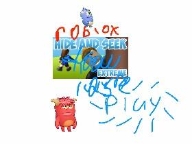 Roblox Hide And Seek Roblox Hide And Seek Tynker