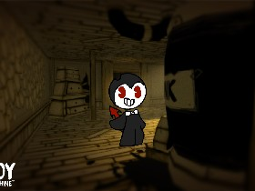 Bendy's Ink Machine