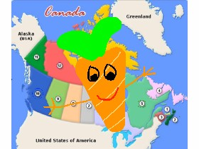 Map Of Canada Interactive.Interactive Map Of Canada Tynker