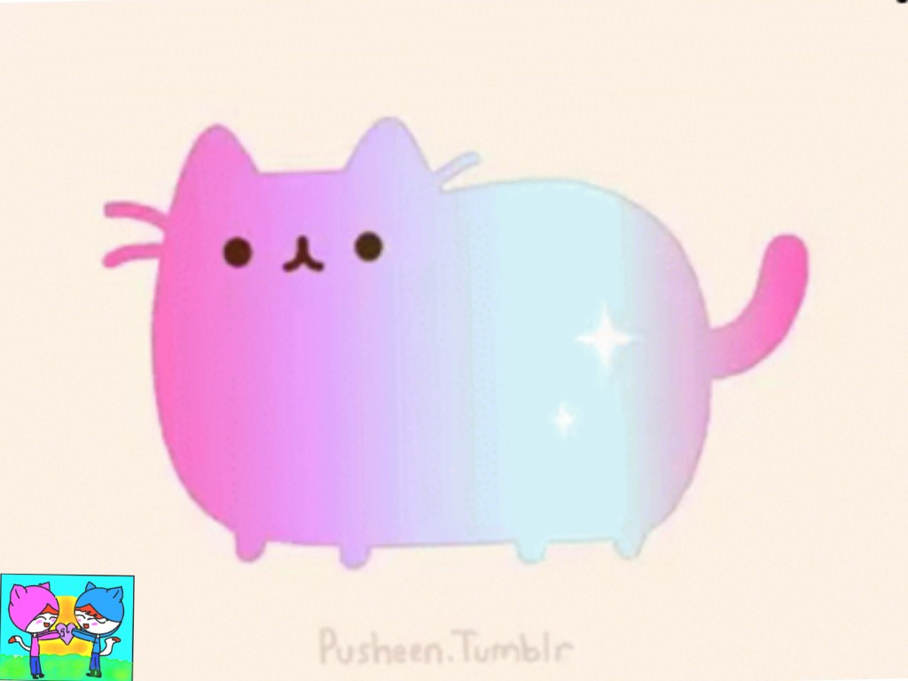galaxy pusheen