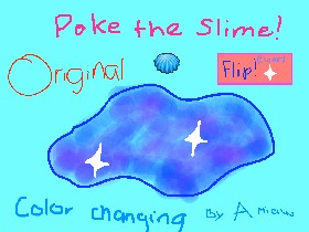 Color Changing Pouk Slime