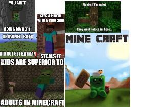 Minecraft Memes Tynker