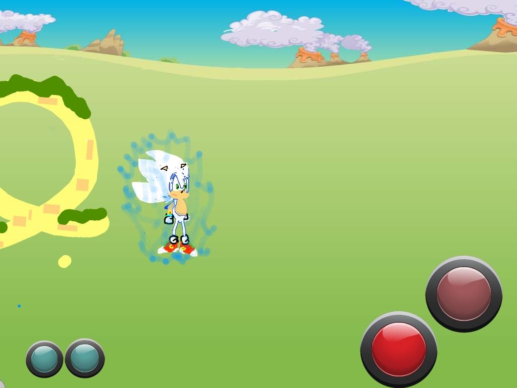Hyper Sonic The Demo Tynker