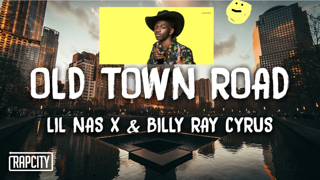 Old Town Road:Lil Nas X And Billy Ray Cyrus CLEAN   Tynker