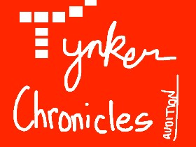 Audition To Tynker