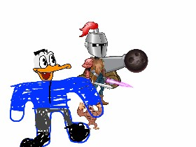 Donald Duck Roblox How To Draw Donald Duck 1 Tynker